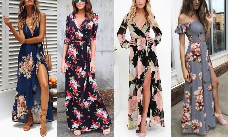 Vestidos de moda del verano 2020