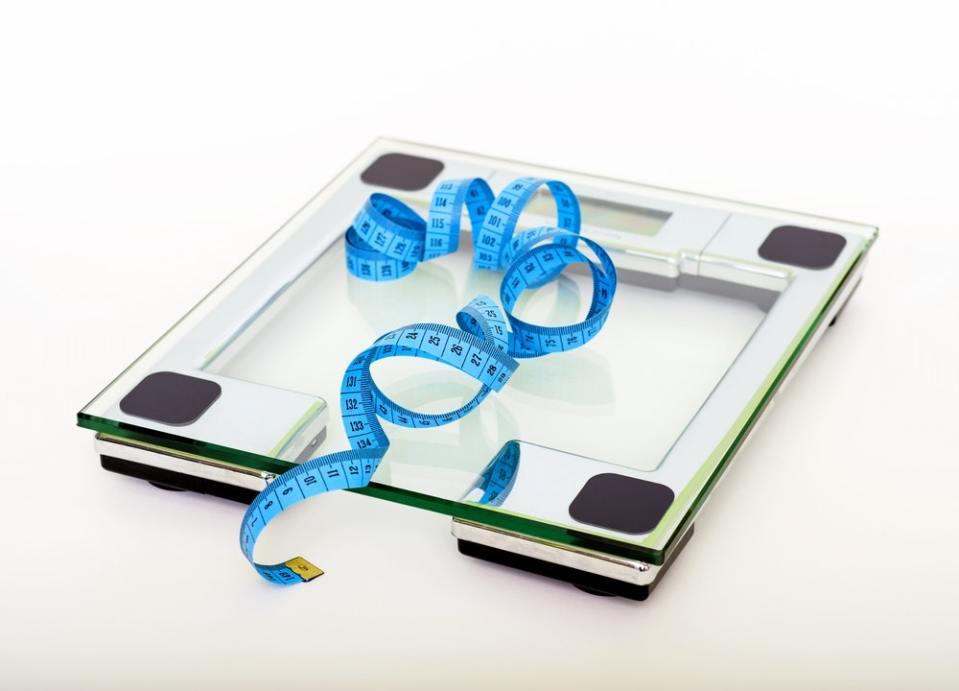 Sigue la dieta volumétrica y baja de peso