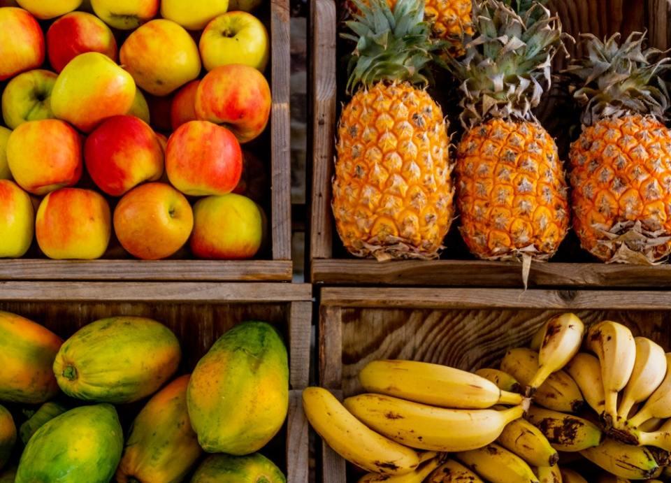 Todas las frutas son carbohidratos buenos