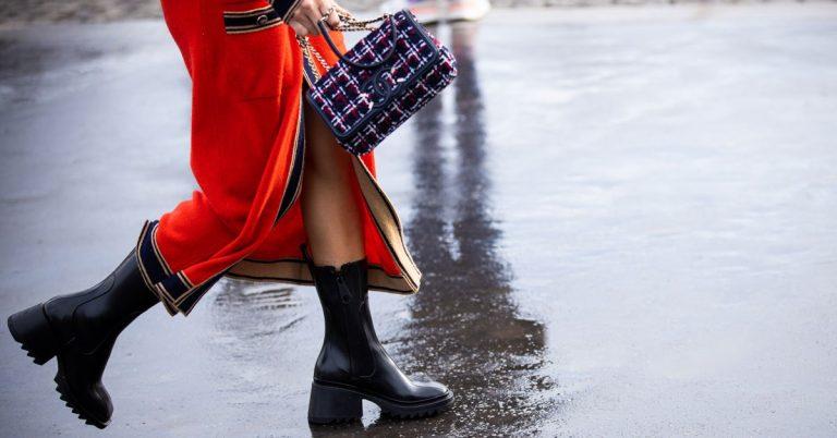 en calzado para el otoño-invierno 2020