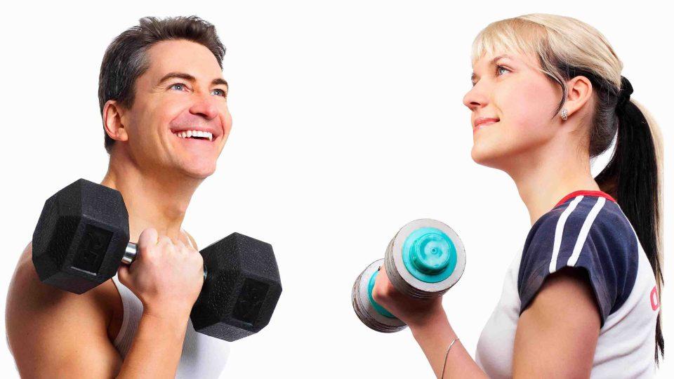 hacer ejercicio libera endorfinas en sangre