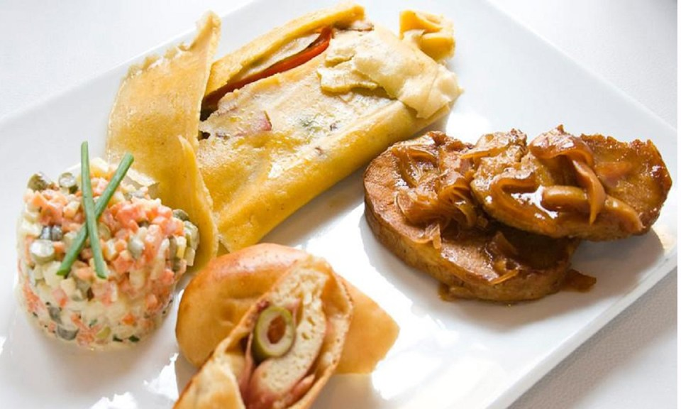 Recetas sencillas de comidas tradicionales de Venezuela
