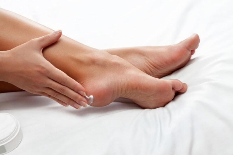 Cuidado de pies en casa