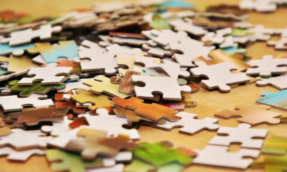 puzzle: una actividad para jugar en familia