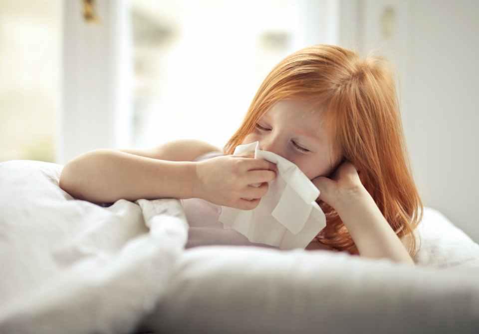 consejos para calmar la congestión nasal