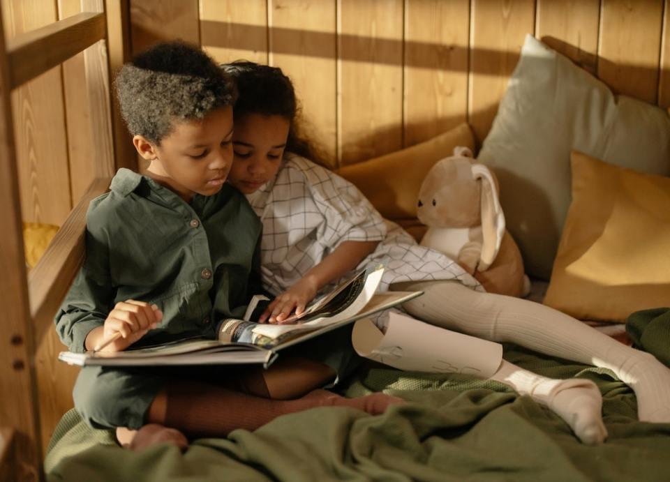 Conseguir que los niños se interesen por la lectura es todo un reto