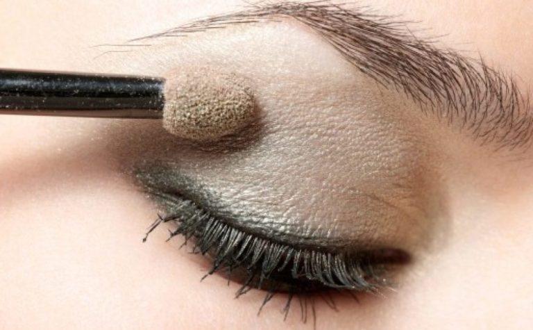 cómo maquillar ojos caídos o tristes