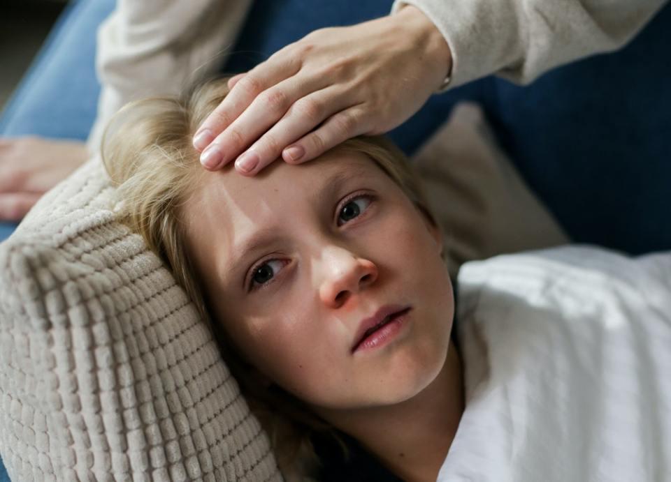 La mononucleosis afecta principalmente a niños y adolescentes
