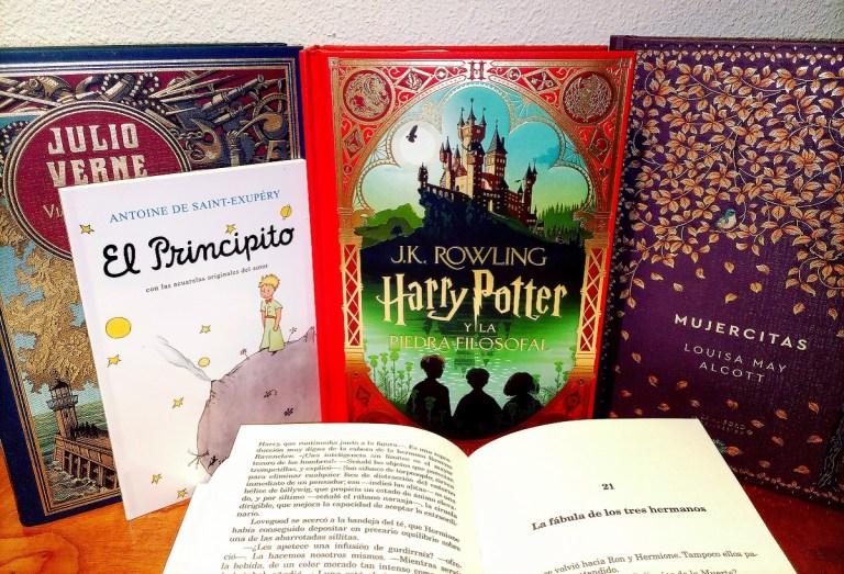 Los libros de aventuras para niños son la mejor manera para que los pequeños viajen a lugares lejanos y fantásticos