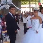 """""""La boda más triste del mundo""""  (VÍDEO)"""