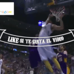 Vídeo Basket: NBA Canastas imposibles