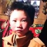La letra con frío entra: Un niño chino llega al colegio con el pelo congelado y conmueve a la Red