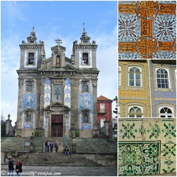 Azulejos are not always blue