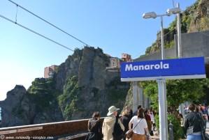 Gare de Manarola