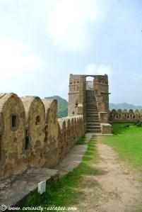Muraille Inde