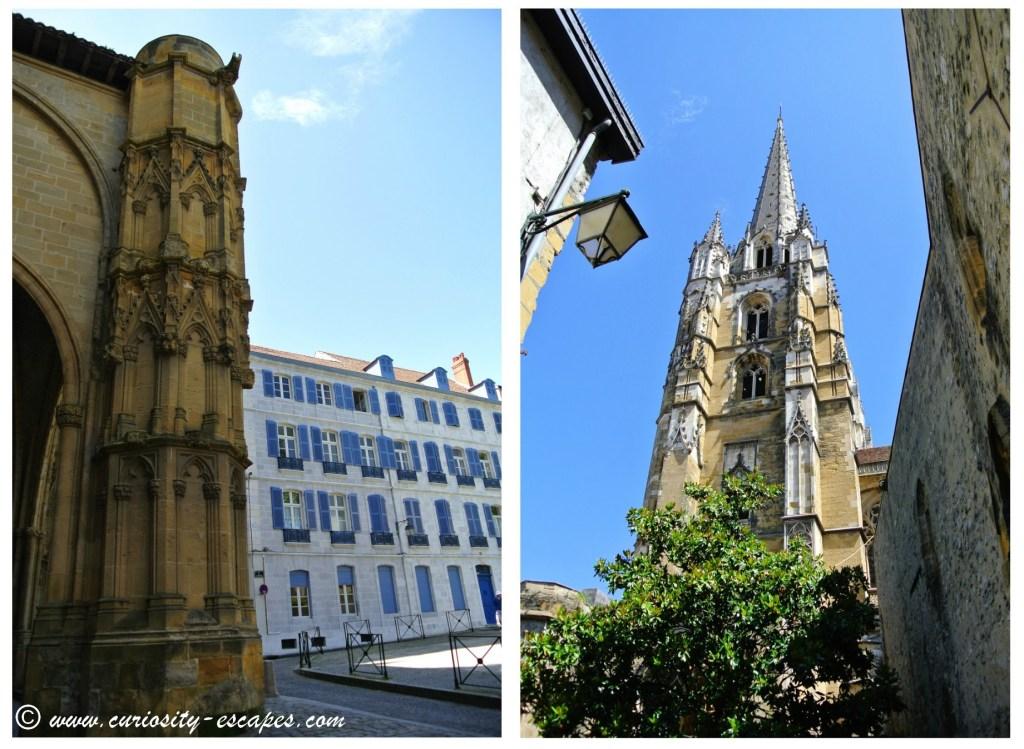 cathédrale de Bayonne et cloître