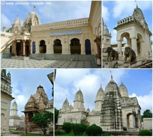 Temples Jaïn du Groupe Est