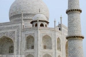 détails du Taj Mahal