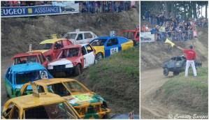 course de stock car