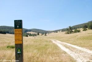Randonnée sur le plateau d'Ambel, Vercors