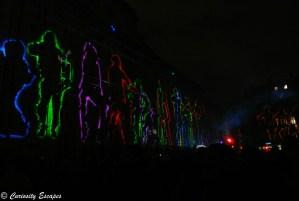 Place des Terreaux, Fête des Lumières