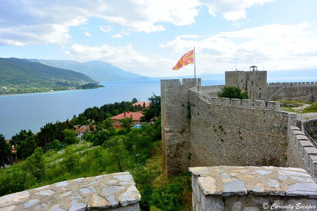 Ancienne forteresse d'Ohrid