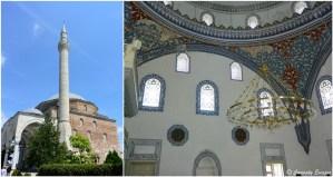 La plus grande mosquée de Skopje, Mustafa Pasha