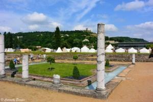 Site archéologique de St Romain-en-Gal