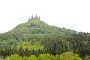 Château de princesse en Allemagne, Hohenzollern