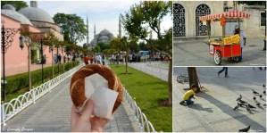 Street food à Istanbul, Turquie