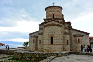 Monastère Sv Kliment, Ohrid, Macédoine