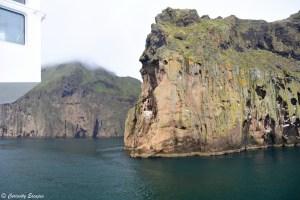 Falaises de l'île d'Heimaey