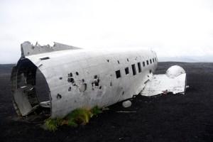 Crash d'avion en Islande