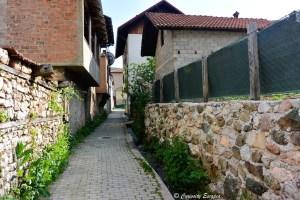 Ruelles du village de Vevcani
