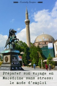 Epingle Guide pratique Macédoine