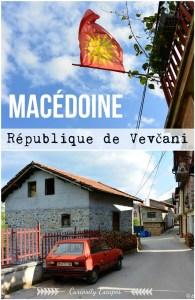 Pinterest, la république de Vevcani en Macédoine