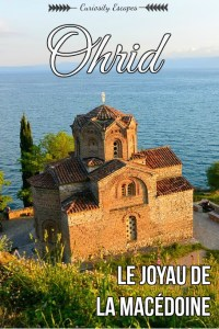 Pinterest Ohrid, joyau de la Macédoine et des Balkans