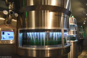 Mise en bouteille chez Heineken