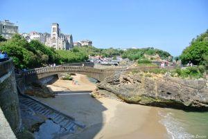Plage du Vieux Port, Biarritz