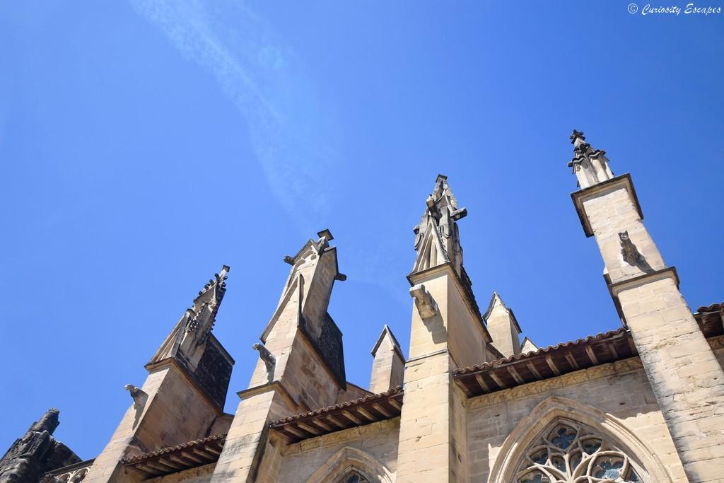 Contreforts de l'abbaye de Saint Antoine