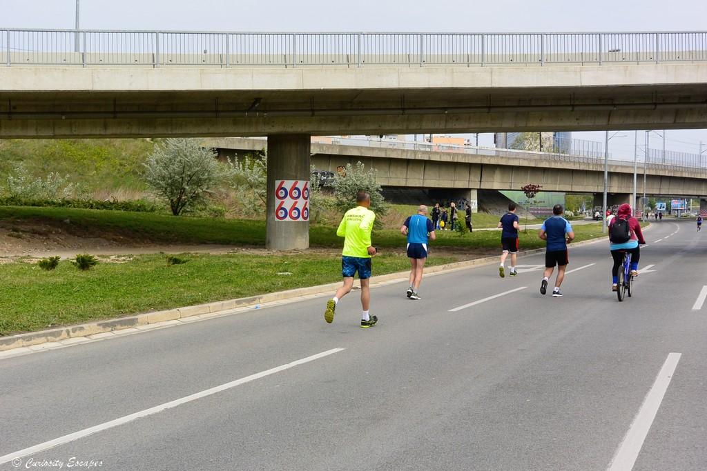 Marathon de Belgrade, Serbie