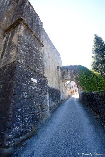 Remparts de Saint Antoine l'Abbaye