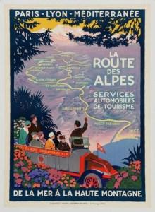 Affiche de Roger Broders, Matou, Toulouse
