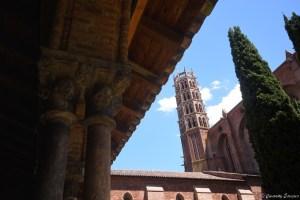 Clocher octogonal du couvent des Jacobins