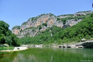Descente des Gorges de l'Ardèche