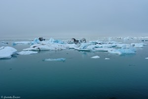 Lagon glaciaire de Jokulsarlon