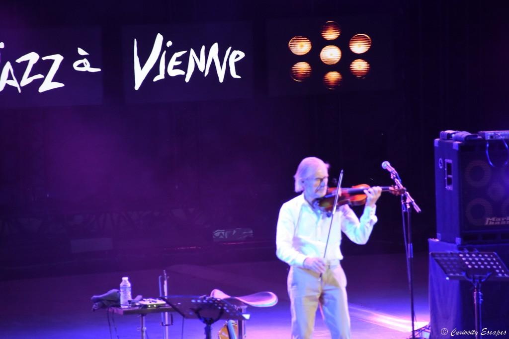 Trio Ponty Lagrène Eastwood au Jazz à Vienne 2017
