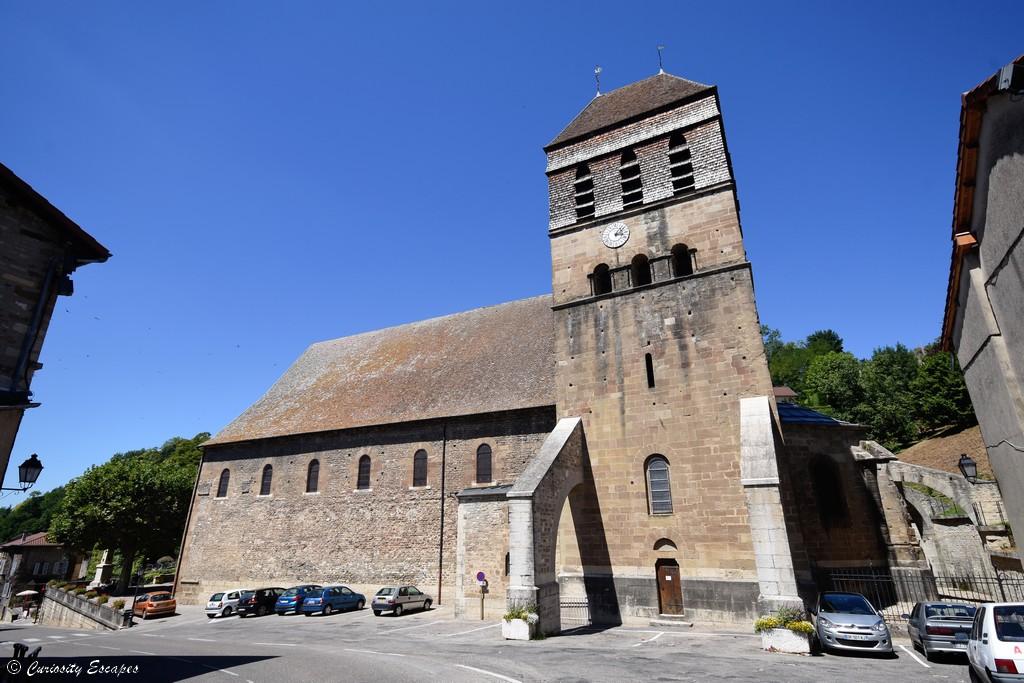 Abbaye de Saint Chef