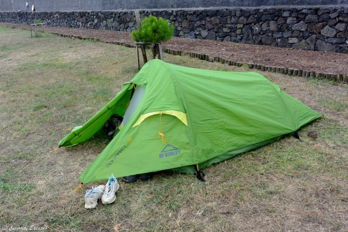Camping aux Açores