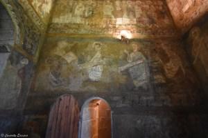 Chapelle des anges dans l'abbaye de Saint Chef